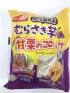 甘栗紫薯餅