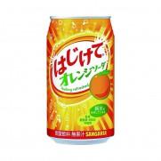 Sangaria橙味氣水(24罐/箱)