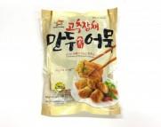 韓國紅椒醬餃子魚糕