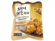 韓國魷魚海鮮煎肉丸